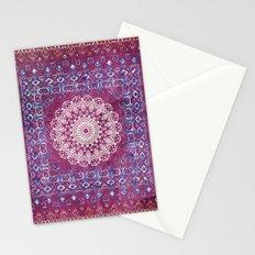 Old Bookshop Magic Mandala Stationery Cards