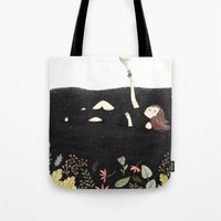 I'll Probably Survive Th… Tote Bag