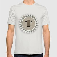 The Lion, the Witch and the Wardrobe Mens Fitted Tee Silver SMALL