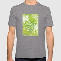 Boreal Mens Fitted Tee Tri-Grey SMALL