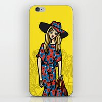 The Power Of 5. Two iPhone & iPod Skin