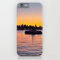 Vancouver Skyline iPhone 6 Slim Case