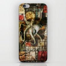 My Octopus Garden iPhone & iPod Skin