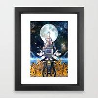 Disneyland Framed Art Print