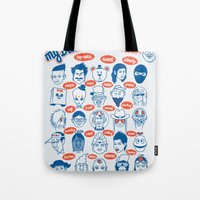my buddies Tote Bag