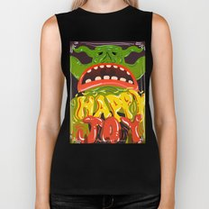 Happy Joy Biker Tank