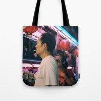 Prince Edward Tote Bag