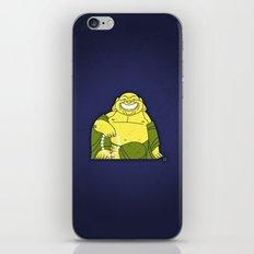 Smiling Buddha iPhone & iPod Skin