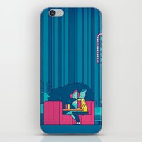 Diner iPhone & iPod Skin
