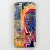 Collage Love - Nuren iPhone & iPod Skin