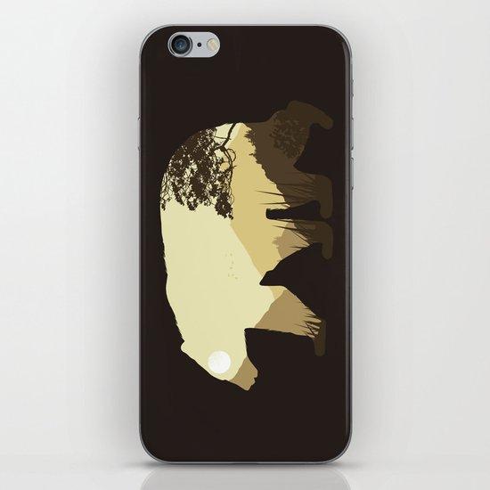 Homecoming iPhone & iPod Skin