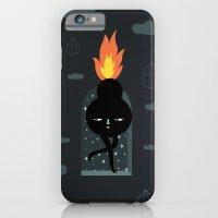 Mimu & The Fireboy iPhone 6 Slim Case
