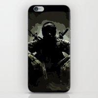 Call Of Duty Camo iPhone & iPod Skin