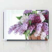Bouquet of Beautiful - Lilacs  iPad Case