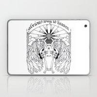 Glorious Way To Heaven Laptop & iPad Skin