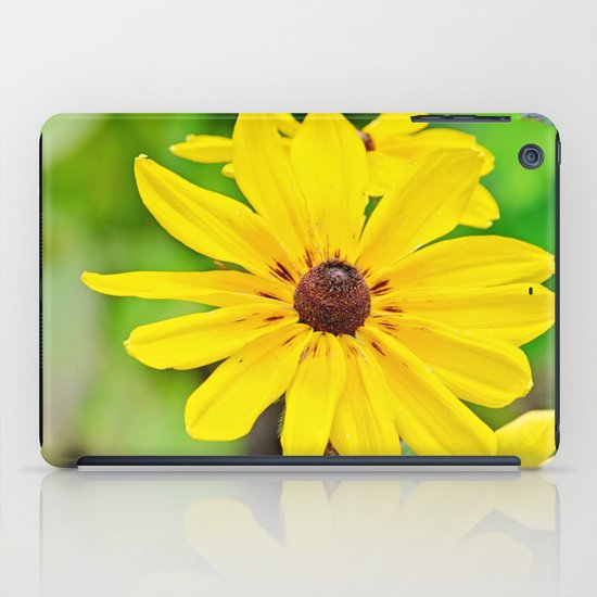 Petals Wide Awake iPad Case