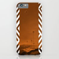 iPhone Cases featuring Diving Angel vintage by JORGE AFANADOR