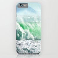 iPhone & iPod Case featuring Emerald 2 by CrismanArt
