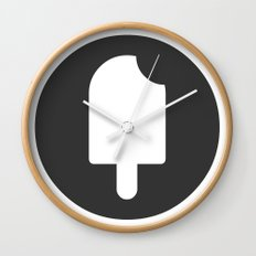 Fudgesicle! Wall Clock