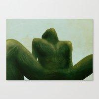 """""""皮毛"""" No.2 Canvas Print"""