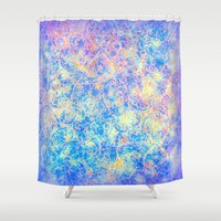Watercolor Paisley Shower Curtain