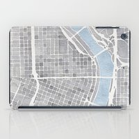 Portland Oregon iPad Case