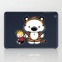 Hello Tiger iPad Case