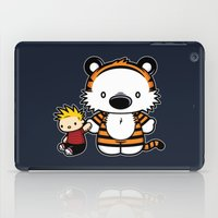Hello Tiger iPad Case