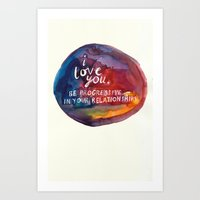Dear Me, Art Print