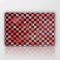 Black & Red Laptop & iPad Skin