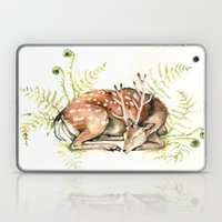 Sleeping Deer Laptop & iPad Skin