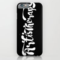 Art is Therapy iPhone 6 Slim Case