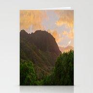 Beautiful Scenery Stationery Cards