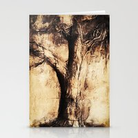 Burnt Tree Stationery Cards