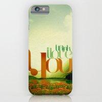 I Think I Love You iPhone 6 Slim Case