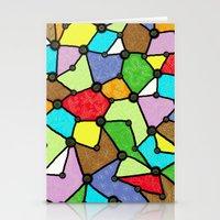 Yzor Pattern 130001 Conn… Stationery Cards