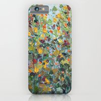 iPhone Cases featuring Bradford Fall by Ann Marie Coolick