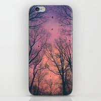 When The Dawn Is Still D… iPhone & iPod Skin
