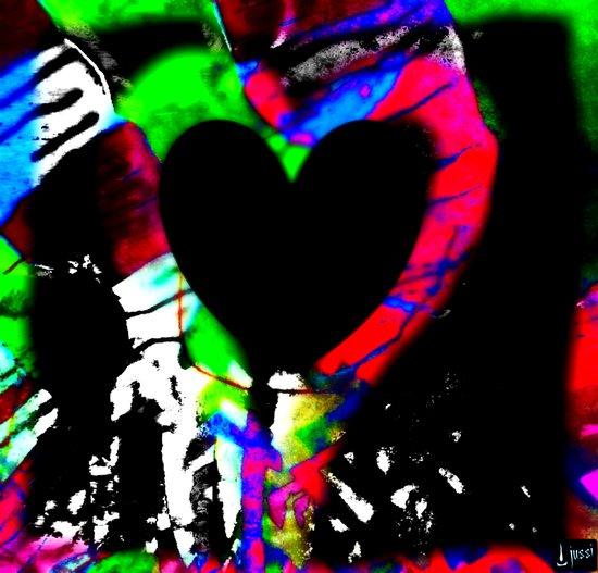 Profits for Charity - Room For A Heart Art Print