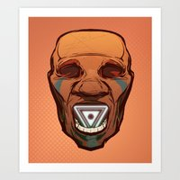 Power from Within Art Print