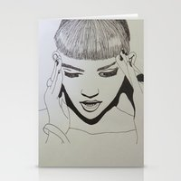 Grimes Stationery Cards