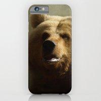 Brown Bear iPhone 6 Slim Case