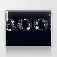 Laptop & iPad Skin featuring BOO! by Pakowacz