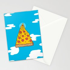 Pizza Be With You Stationery Cards