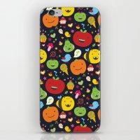 Fruticas pattern iPhone & iPod Skin