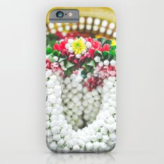 Phuang Malai Thai Floral Garlands iPhone 6s Slim Case