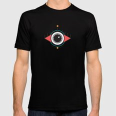 The Seeing Eye SMALL Mens Fitted Tee Black