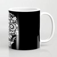 Day Of The Dead Skull No… Mug