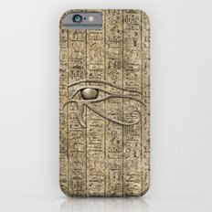 Eye Of Ra iPhone 6 Slim Case