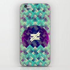 ≠. iPhone & iPod Skin